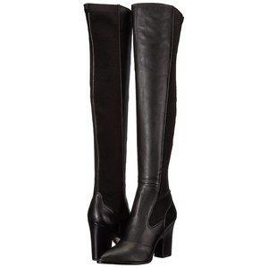 NEW Sam Edelman Natasha Over The Knee Leather Boot